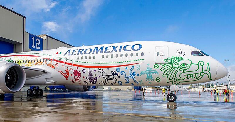 aeromexico - TAR México